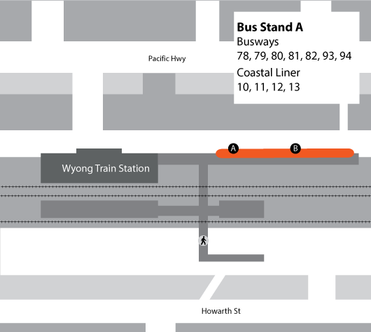 Timetables and maps | Busways
