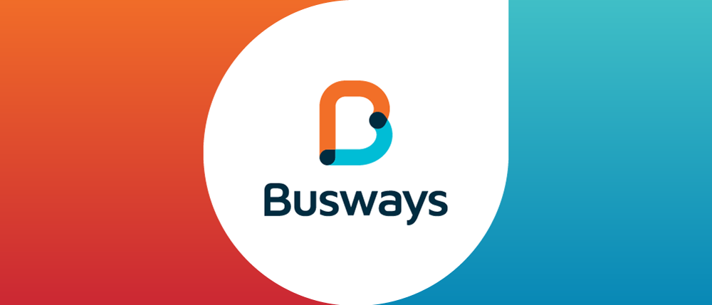 New Busways logo