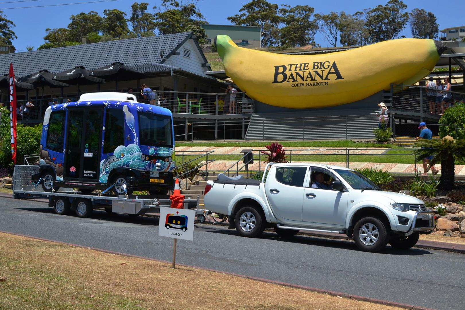 busbot big banana
